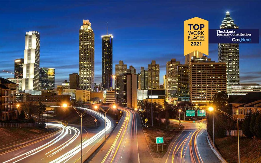 top atlanta workplaces award